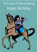 Horse Racing-Birthday 1